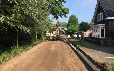 Woonrijp maken Hogenbergseweg en Heideweg in Liempde van start!