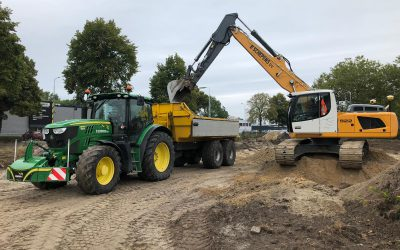 Vacature tractor chauffeur